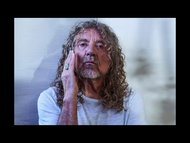 Kyle Meredith with Robert Plant