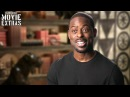 Black Panther | On-set visit with Sterling K. Brown N'Jobu