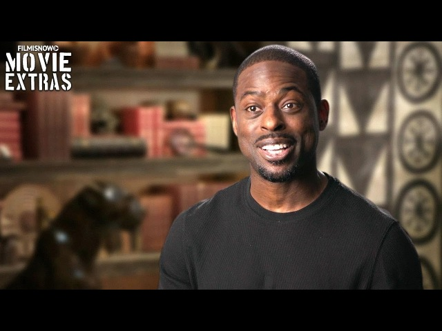 Black Panther | On-set visit with Sterling K. Brown