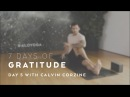 Day 5 Energizing Yoga Flow with Calvin Corzine - 7 Days of Gratitude