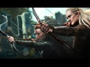 The Hobbit: Ultimate Legolas Tauriel Theme (OST)