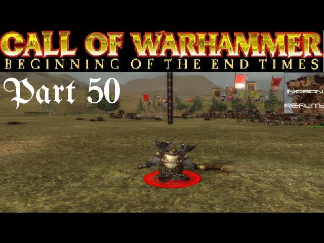 Call of Warhammer Skaven Campaign Part 50 Demolishing The Dwarfs