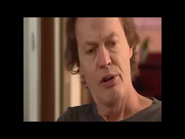 ✪✪✪ Ангус Янг AC DC для шведского ТВ Часть Первая перевод 2008