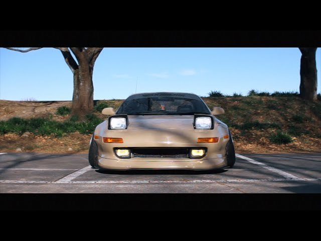 STANCE NATION 2017 Award | TOYOTA | MR2 | SW20 | カゴハランド | RAYS | TE37 | PANS EYE