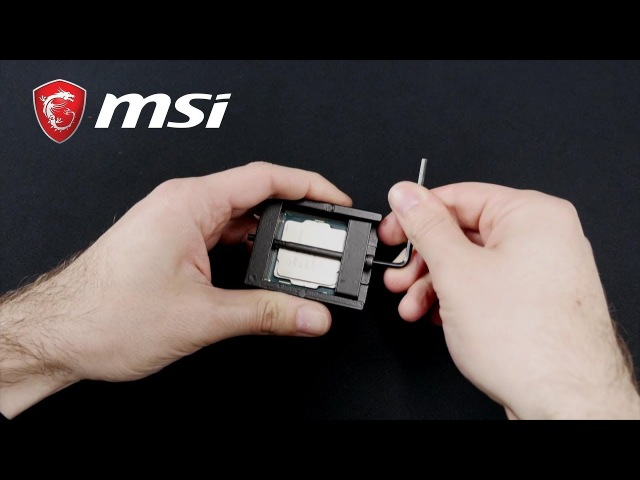 How to delid an Intel Core i7 8700K CPU? | Gaming Motherboard | MSI