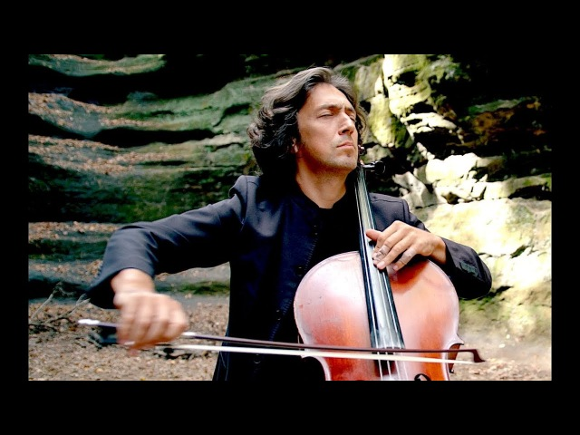 Ian Maksin: RESPIRO ambient meditation music for solo cello multitrack