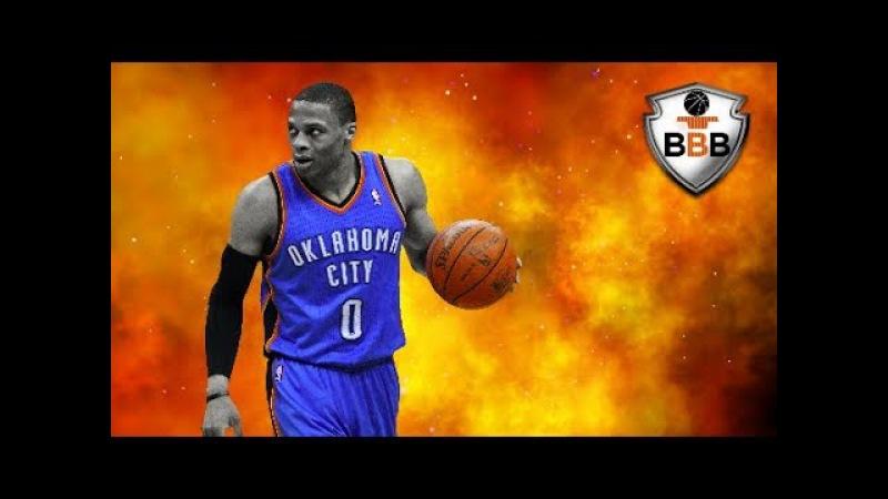 Russell Westbrook EXPLOSIVE PLAYS (MVP)