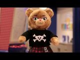Build-A-Bear and Hot Topic Furry N' Fierce Collection