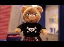 Build-A-Bear and Hot Topic: Furry N' Fierce Collection