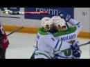 Salavat Yulaev 2 Avangard 1, 27 December 2017 Highlights