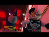 LEGO DC Super Heroes: The Flash Clip: Atom Meets Ace the Bat-Hound