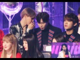 171202 방탄소년단(BTS) 지민(JIMIN) & 워너원(Wanna One) 하성운(HA SUNG WOON)  (14 min.) / 2017 Melon Music Awards