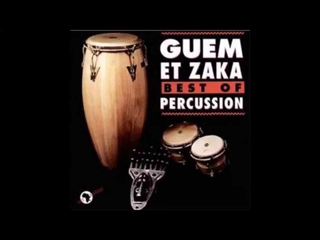 Guem Et Zaka - Best Of Percussion [Voix DAfrique-VA-005]