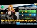 The Evolution of Rangiku Matsumoto! - Bleach Death Awakening