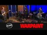 Warpaint Live on KCRW 2014