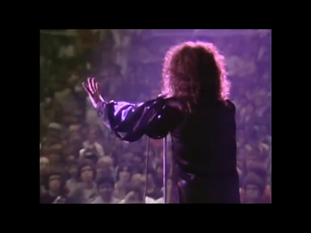 Black Sabbath Heaven and Hell October 1980