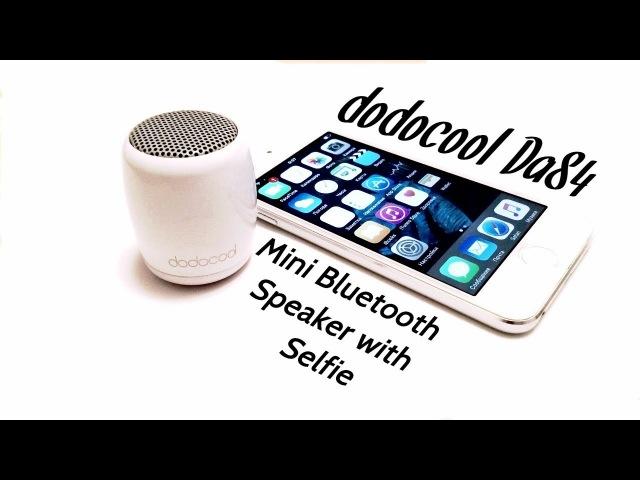 Обзор dodocool DA84 - самая маленькая Bluetooth колонка с Aliexpress.