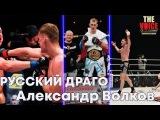 РУССКИЙ ДРАГО - АЛЕКСАНДР ВОЛКОВ и его 3 переломных момента в карьере по версии Голос ММА