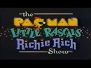 The Pac-Man/Little Rascals/Richie Rich Show (1982) - Intro (Opening)