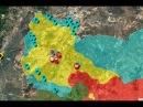 Syria Civil War Map 20 02 2018