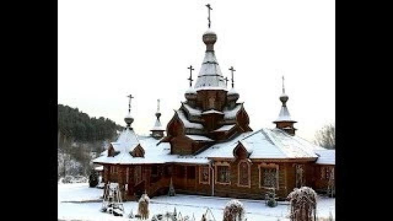 Кузнечане: отец Василий, настоятель Храма Иоанна Воина