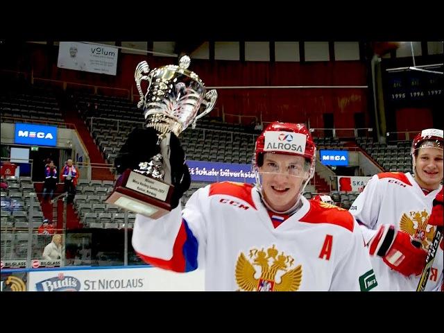 Олимпийская сборная России - победитель Meca Hockey Games. Как это было.