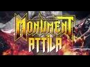 MONUMENT - Attila (Official Lyric Video)