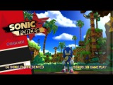 Sonic Forces - Green Hill Zone (Sega 2017) Gameplay