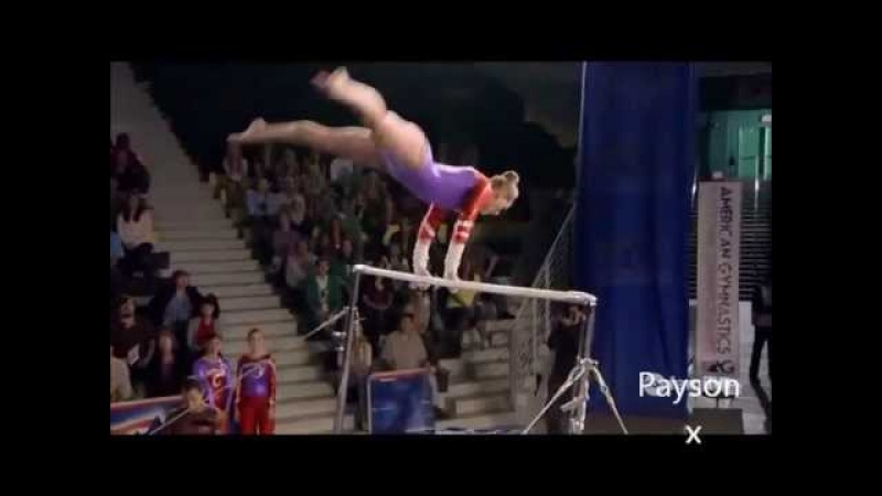 Payson Keeler gymnastic routines make it or break it (amazing)