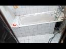 Сколько стоит отделка плиткой и пластиком в ванной и туалете в 2018 Ремонт ванной комнаты часть 1