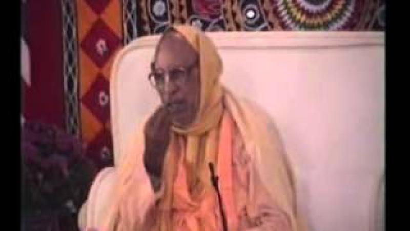 Clarification of Lord Brahma's tapasya