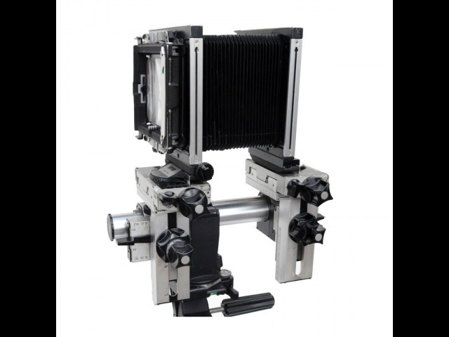 Photography Large Format with dslr