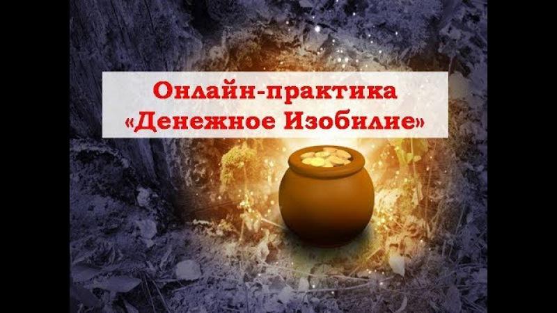 Онлайн Практика Денежное Изобилие Елена Баршева