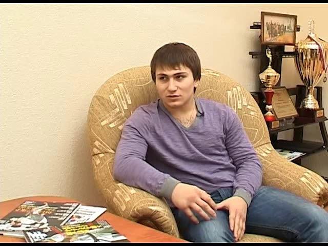 Осипова Лиана в своей авторской программе Образование. Выдающийся спортсмен Тариэл Николеишвили!