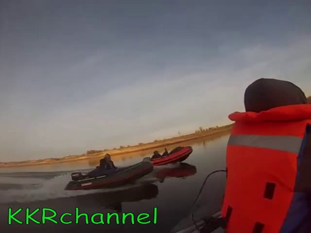 Массовая авария на Иртыше