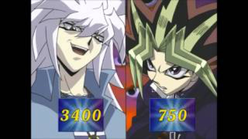 [AMV] Yu-Gi-Oh! Yugi vs Bakura (Battle City)
