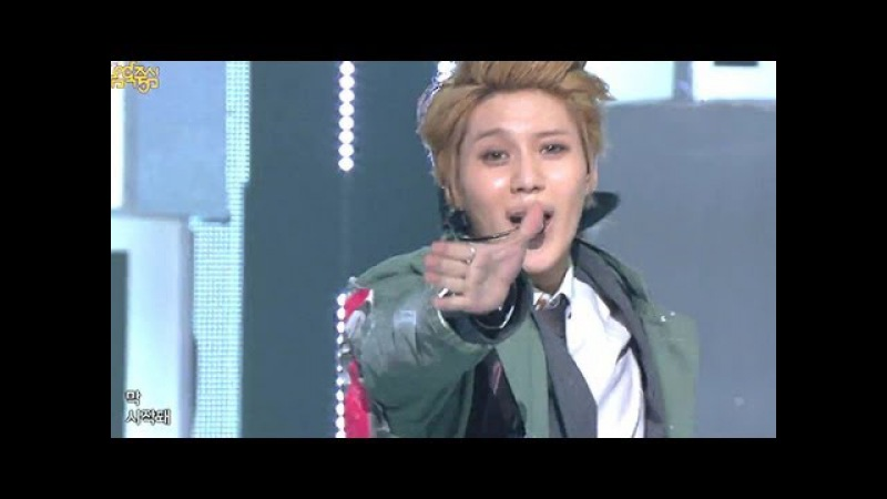 [HOT] SHINee - why so serious, 샤이니 - 와이 쏘 시리어스 Music Core 20130427