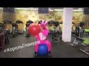 """👑 СЕРГЕЙ ЗВЕРЕВ 👑 on Instagram: """"А вы занимаетесь спортом ⛹🏼♂️🏋🏼♀️🏊🏻♂️ Спасибо за костюм Максимилиану Лапину Розовый Кролик 🐇🐇🐇 сергейзверев"""