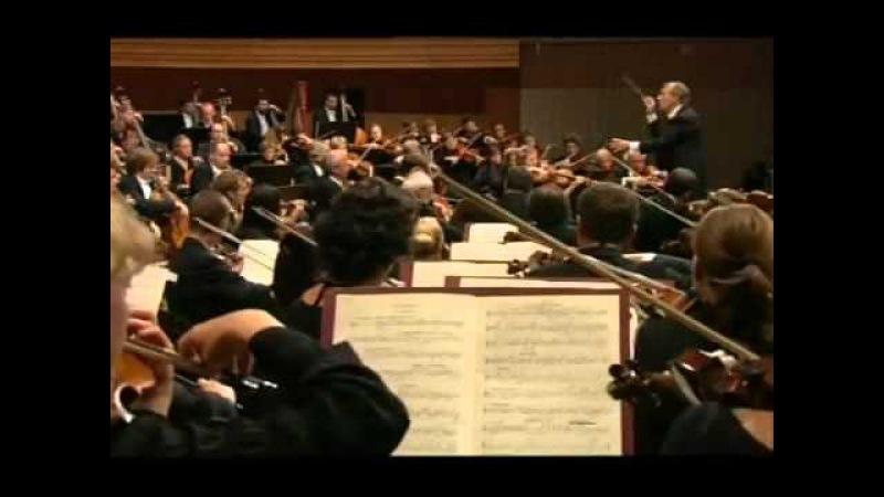 Малер Г. Симфония 5 IV -Adagietto.Sehr langsam.   Дирижирует Клаудио Аббадо.
