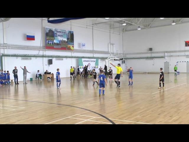 МФ 2017/18 Суперфинал НО 1/2 финала ДЮСШ НН 2007 0:4(0:1) Радий (Н.Новгород) (1 тайм)
