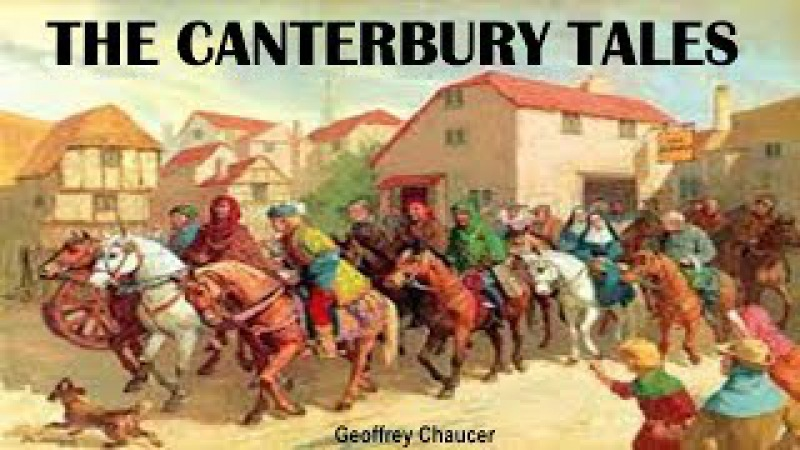 the framework of english society poured in the canterbury tales by geoffrey chaucer Start studying the canterbury tales learn vocabulary geoffrey chaucer is known as the and contact with a cross-section of society.