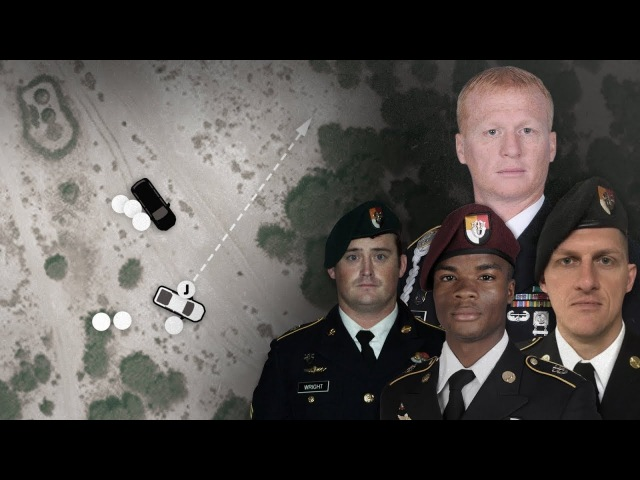 How the Ambush of U.S. Soldiers in Niger Unfolded | NYT - Visual Investigations