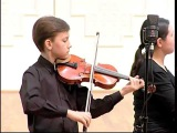 F. Kreisler, Little Vienna march - Islyamov Ravil, 10 years old