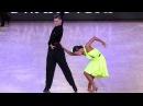 Konstantin Gorodilov & Dominika Bergmannova | PasoDoble | 2017 GrandSlam Latin Moskow
