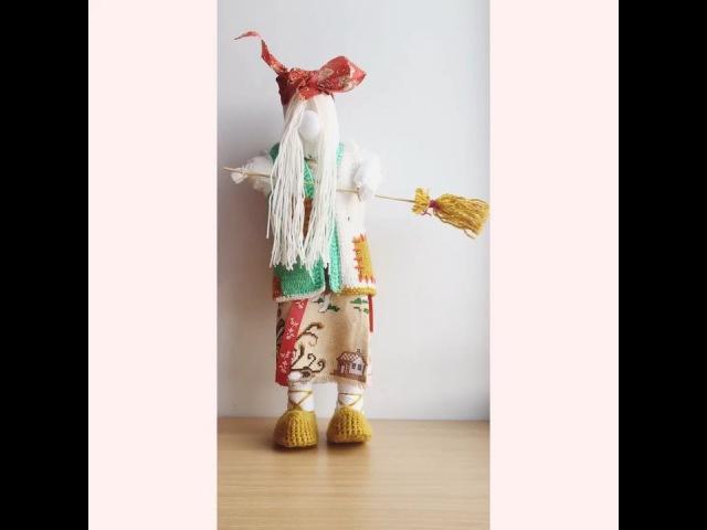 Русская Баба-Яга от Славении, оберег, талисман, амулет