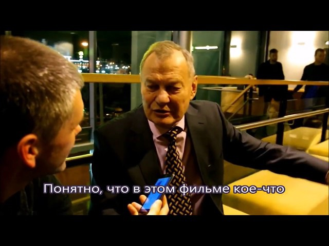 М.Паулаускас о фильме