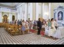 Венчание в Католическом Храме Базилика св Екатерины Александрийской
