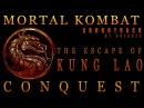 UNFACES - THE ESCAPE OF KUNG LAO Ost Mortal Kombat. Conquest. 1998.