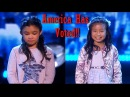 Angelica Hale Celine Tam | The Results SEMI-FINALS AGT 2017- Who's Going Through To The FINALS ?