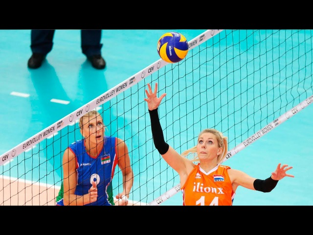 Top 25 Surprise Attack Setter Women's EUROVOLLEY 2017